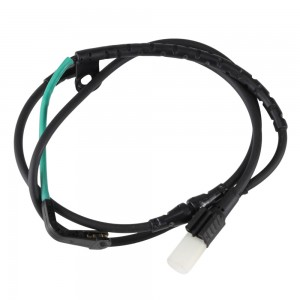 10076 - FRONT  Brake Wear Sensor Crosses